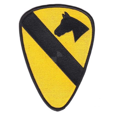 Patch 1st Cavalry Division