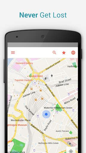 City Maps 2Go Mapa Offline for Android - Free Download