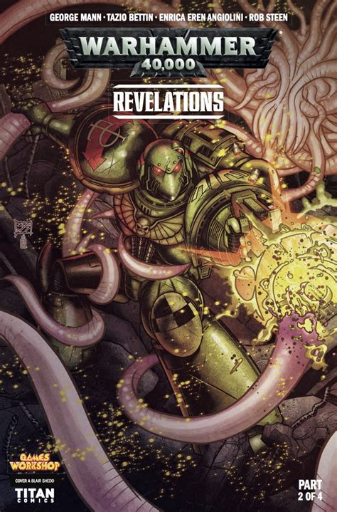ComicList Preview: WARHAMMER 40000 REVELATIONS #2