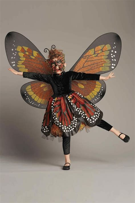 Chasing Fireflies Monarch Butterfly Costume | Animal