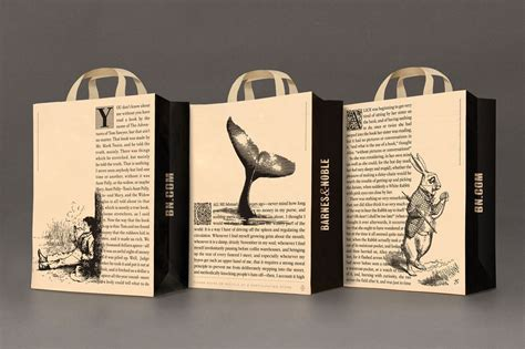 B&N's New Strategy: Fancy Plastic Bags -- NYMag