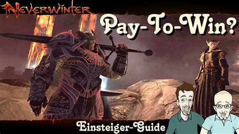 NEVERWINTER: Pay-To-Win? Oder echtes Free-To-Play