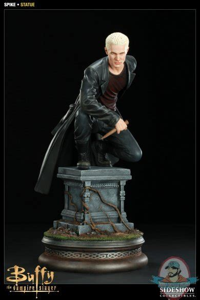 """Buffy the Vampire Slayer Spike 16"""" Statue by Sideshow"""