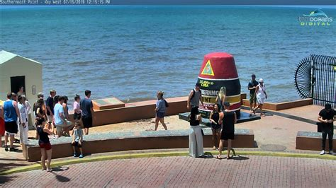 Webcam Key West, Florida: Southernmost Point