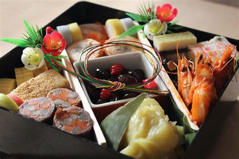 19 dishes you can find in traditional Japanese New Year