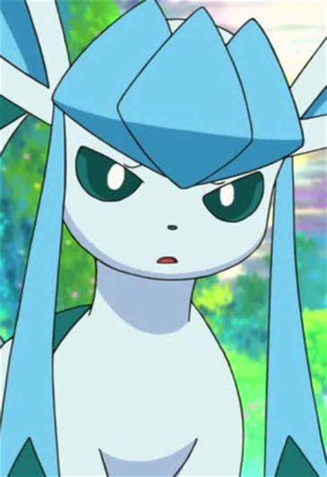 Glaceon | Anime-Planet