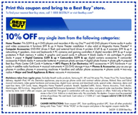 Best Buy Coupons Featured on CouponScratch
