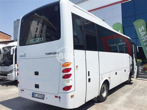 ISUZU TURQUOISE coach from Romania for sale at Truck1, ID