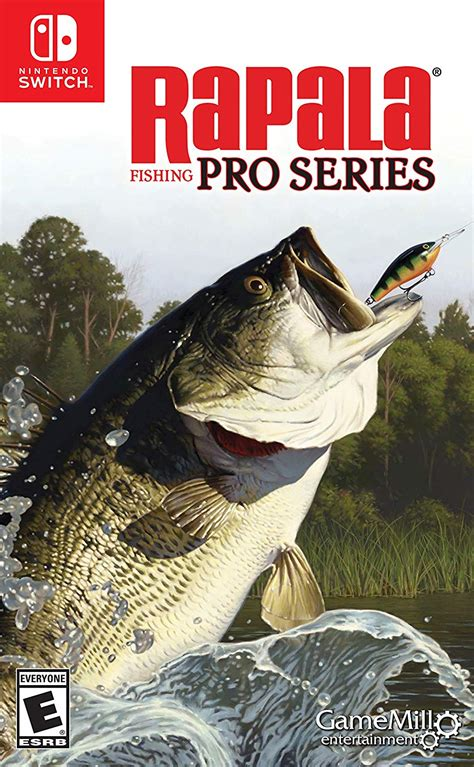 Rapala Fishing: Pro Series (NS / Switch)(Pwned)   Buy from