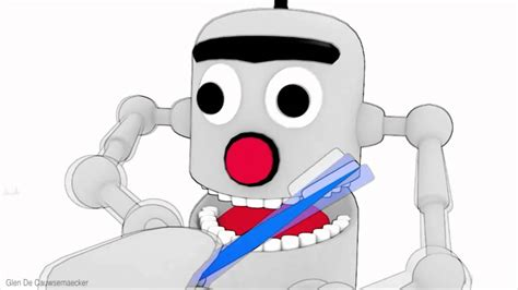 3D Animation - How to brush your teeth