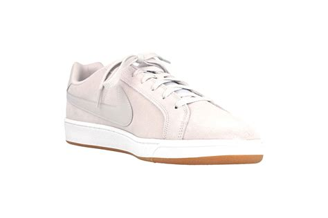 Nike Court Royale Suede Sneakers in Plus Sizes Grey 819802