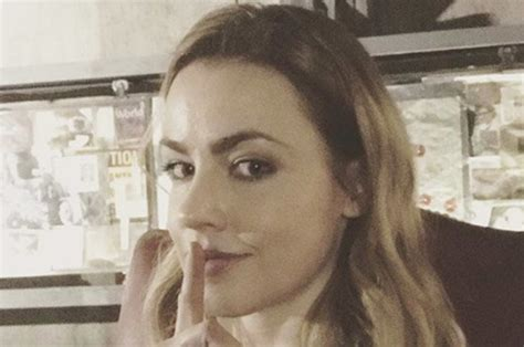 Amanda Schull: Suits actress sizzles in hot lingerie