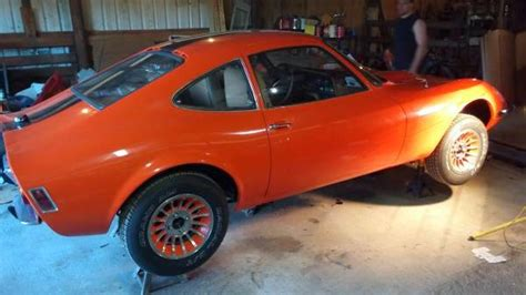 The One to Buy: 1973 Opel GT