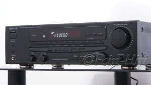 Kenwood KR-A5050 RDS Stereo Receiver mit Phono Eingang