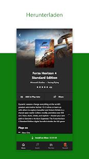 Xbox Game Pass – Apps bei Google Play