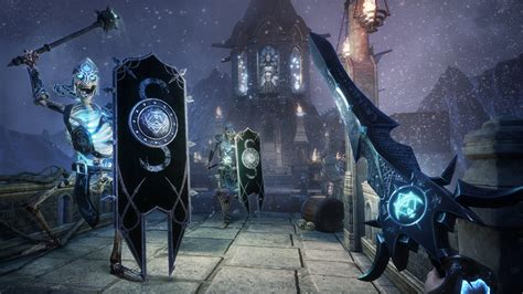 Sword & Sorcery VR Adventure 'Witching Tower' Gets October