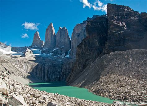 Three Towers at Torres del Paine National Park