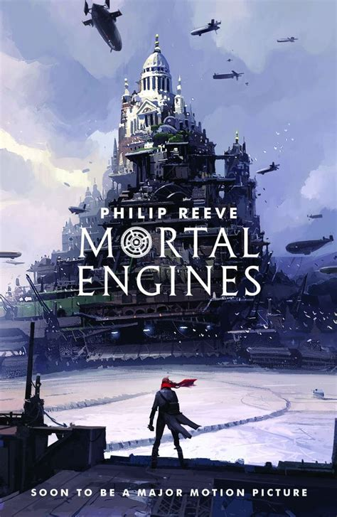 Start the Engines…   The Bookseller   Mortal engines book