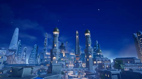 Fan-made Cairo map for Overwatch is so good it gets Jeff