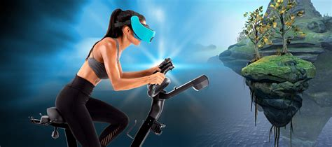 NordicTrack's VR fitness bike wore me out at CES - CNET