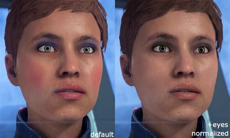 [Mass Effect: Andromeda] Negative Ghost Ryder, the planet