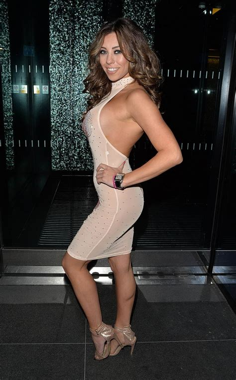 Ex-TOWIE Pascal Craymer Reveals her Workout, Diet and