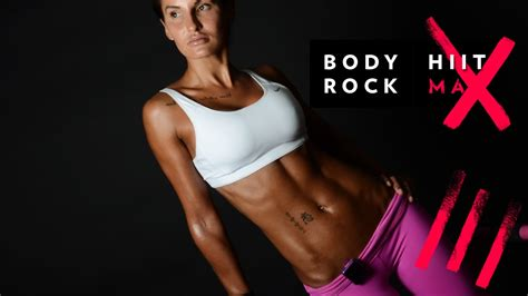 BodyRock HiitMax | Workout 11 - Killer Arms & Six-Pack Abs