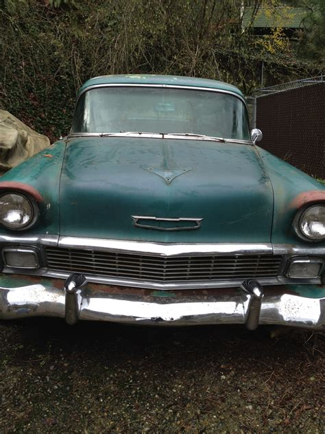1956 Chevy Handyman For Sale