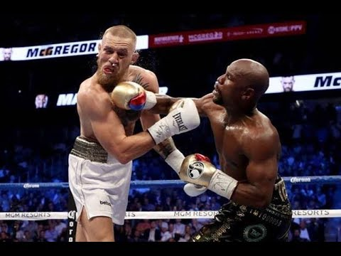 Showtime releases official Floyd Mayweather-Conor McGregor
