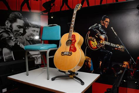 Elvis at the O2 Arena in London: The Exhibition Of His