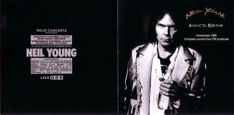 Neil Young / Acoustic Evening Amsterdam 1989 / 2CD