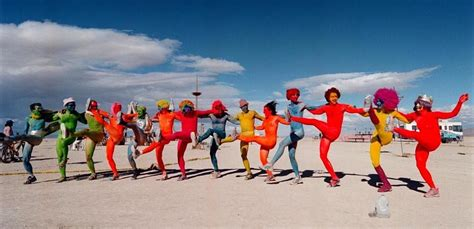 Burning Man Gets Attendance Cap Recommendation From The