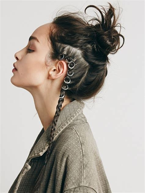 40 Long and Short Punk Hairstyles for Guys and Girls in