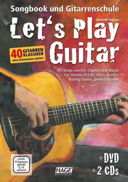 Let's Play Guitar, m