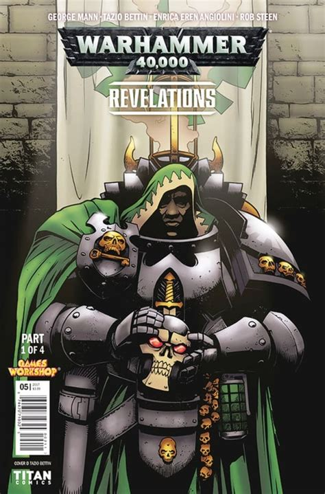 More New 40k Comic Books Are On The Way for 2017! - Spikey