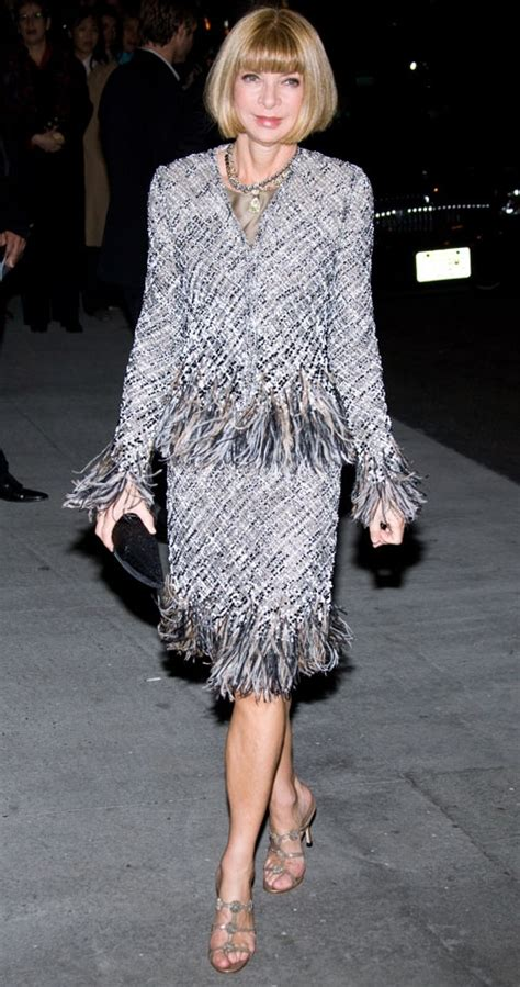 Anna Wintour to Meet with French Industry Minister