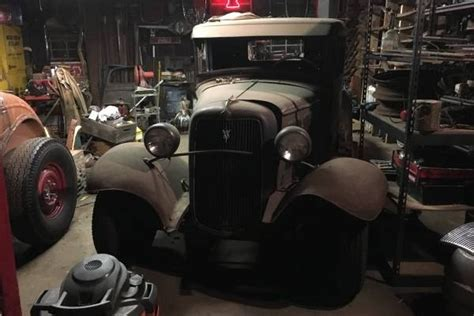 Hot Rod Project: 1934 Ford Pickup