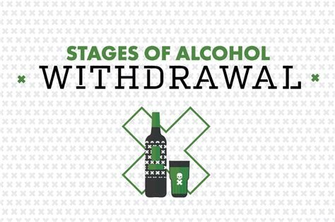 Stages of Alcohol Withdrawal | Ashley Addiction Treatment