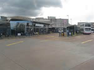 East Kilbride Bus Station and Shopping