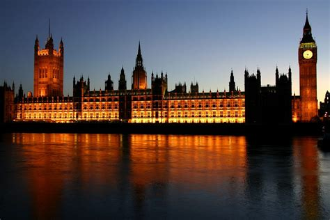 Palace Of Westminster | Amazing Architectures
