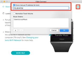 Transferring Personal Music to Ionic - Fitbit Community