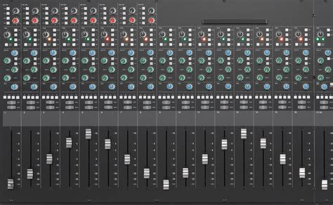 Channel Strips | Solid State Logic