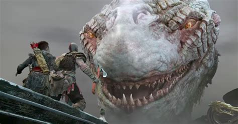 'God of War 4' World Serpent Gameplay Reveal: What role