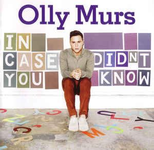 Olly Murs - In Case You Didn't Know (2011, CD)   Discogs