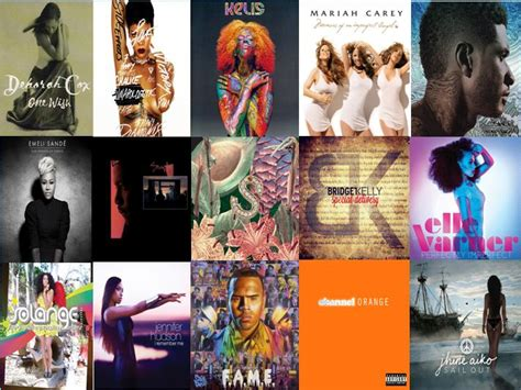 15 R&B Albums To Look Forward To For The Rest Of 2014