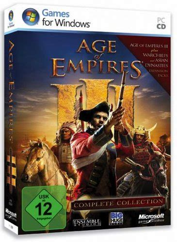 Age of Empires III (Complete Collection): Amazon