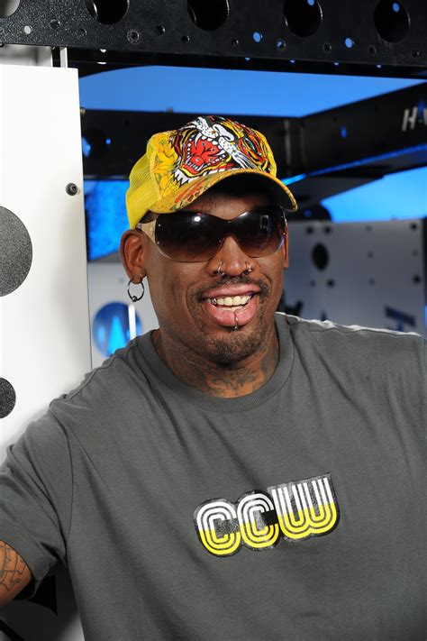 Dennis Rodman Photos and Pictures | TV Guide