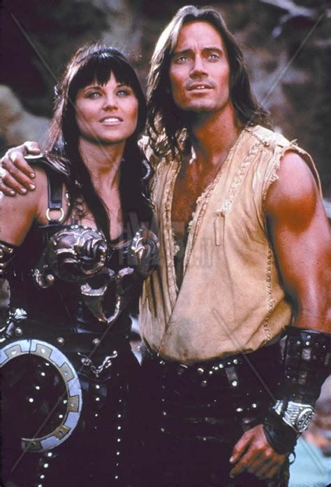 lucy lawless and kevin smith | Lucy Lawless Kevin Sorbo