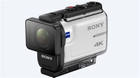 New Sony FDR-X3000R - 4K Action Cam with Optical