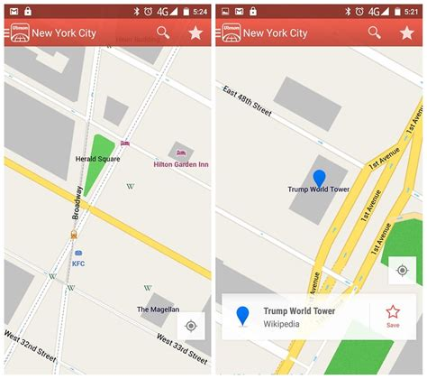 Best free offline map apps for Android | AndroidPIT
